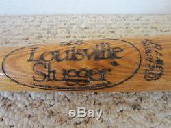Vintage Baseball Jackie Robinson Embossed Signature Bat