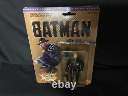 Vintage Batman 1989 BOB THE JOKERS GOON Power Kick Unopened Action Figure MOC