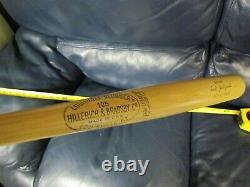 Vintage Carl Yastrzemski Hillerich and Bradsby Baseball Bat