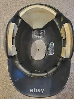 Vintage Cleveland Indians Chief Wahoo Game Used Authentic Batting Helmet 7 3/8