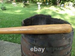 Vintage EC Simmons Swatter American Baseball Bat