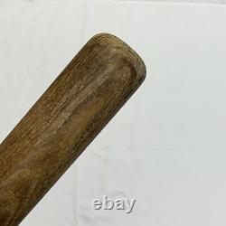 Vintage Early 1900's 33 Wooden M. R. Campbell Inc. Regulation Baseball Bat