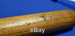 Vintage Early 1900's Miller J. Huggins HOF Yankees Manager Spalding Baseball Bat