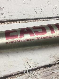 Vintage Easton 34.5/ 29.5 Oz. Ultra light Baseball Bat BXT awesome rare bat