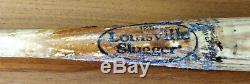 Vintage Edgar Martinez Game Used Louisville Slugger Baseball Bat Seattle PSA/DNA