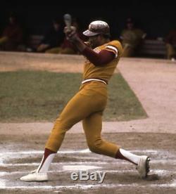 Vintage Fiberglass University Minnesota Abc Batting Helmet Baseball Game Used