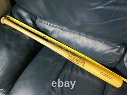 Vintage Frank Frankie Frisch Hillerich and Bradsby Baseball Bat