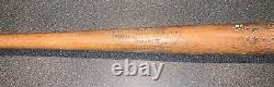 Vintage George Babe Ruth H&B Louisville Slugger 40BR Mini Baseball Bat 1920's