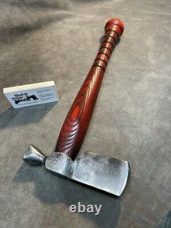 Vintage Germantown lating axe hatchet custom JESSE REED baseball bat handle