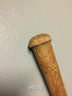 Vintage Grier Mfg. Company Greenville South Carolina #21 Mushroom Baseball Bat