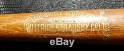 Vintage H & B Louisville Slugger Paul Waner Baseball Bat