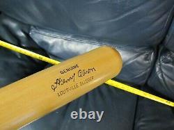 Vintage Hank Aaron Hillerich and Bradsby Baseball Bat