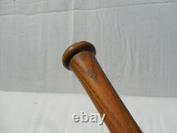 Vintage Hillerich & Bradsby Louisville Slugger 125 X Earle Brucker Baseball Bat