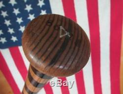 Vintage Hillerich & Bradsby Wood Baseball Bat Yogi Berra Model Yankees HOF 34