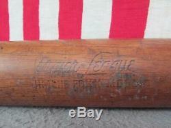 Vintage JC Higgins Wood Baseball Bat 1741 Major League Jimmie Foxx Model HOF 36