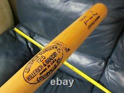 Vintage Jimmie Foxx Hillerich and Bradsby Baseball Bat