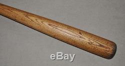 Vintage Lou Gehrig Hillerich & Bradsby Baseball Bat New York Yankees 1927 1930's