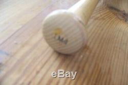 Vintage Louisville Slugger 125 H&B Wood Baseball Bat- Lee May Model 34
