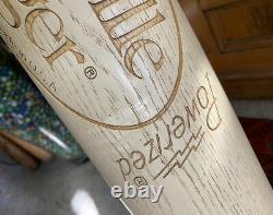 Vintage Louisville Slugger GIANT STORE DISPLAY Babe Ruth Baseball Bat 66 length