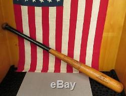 Vintage Louisville Slugger H&B Wood 125 Baseball Bat Roger Maris Model 34 HOF