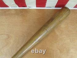 Vintage Louisville Slugger H&B Wood Baseball Bat 125 Ed Mathews Model 33 HOF