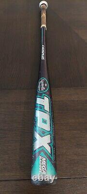 Vintage Louisville Slugger TPX Mega Big Barrel Baseball Bat -5 33/28 BB1 C405