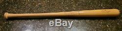 Vintage Louisville Slugger Ted Williams 35 Wooden Baseball Bat Powerized