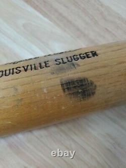 Vintage MATEO MATTY ALOU Louisville Slugger 125 BASEBALL BAT NICE! M142