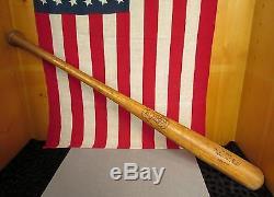Vintage Makita All Bamboo Wood Baseball Bat Professional Model 35 Hand Made