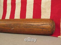 Vintage Mickey Mantle Pair of Wood Baseball Bats & Playground Ball H&B Hillcrest