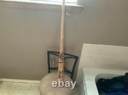 Vintage Montreal Expos Team Issued Louisville Slugger K100 Baseball Fungo Bat