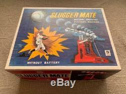 Vintage NINTENDO SLUGGER MATE - Nintendo Baseball Batting Toy