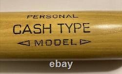 Vintage Norm Cash Detroit Tigers Baseball Bat
