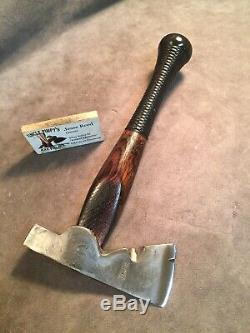 Vintage Plumb box crate axe hatchet hammer custom JESSE REED baseball bat handle