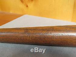 Vintage Rawlings early Wood Baseball Bat No. 191 Official Softball 33 Very Nice