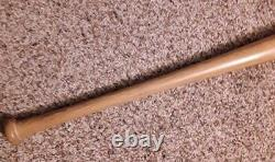 Vintage Rocky COLAVITO Baseball Bat CLEVELAND INDIANS 125 Louisville Slugger EX