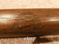 Vintage Spalding Mushroom Knob Baseball Bat