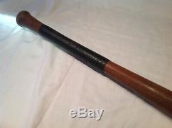 Vintage Spaulding baseball bat Fred Clarke