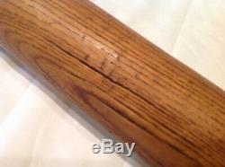 Vintage Spaulding baseball bat Miller Huggins