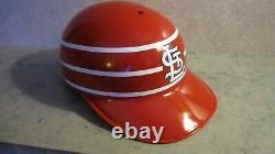Vintage St. Louis Cardinals ABC batting helmet (not game worn) NL Centennial