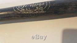 Vintage St Marys Hespeler No 45 Wooden Baseball Bat