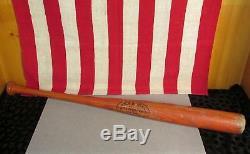 Vintage Stick By Stan Wood Baseball Bat Catskill Bat Co. 29 Jeffersonville, NY