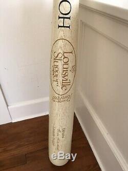 Vintage Think Big Store NYC Babe Ruth Louisville Slugger Baseball Bat 66 Tall