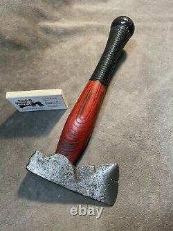 Vintage barrel crate axe hatchet custom JESSE REED baseball bat handle