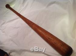 Vintage baseball bat Babe Ruth