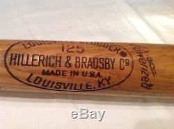 Vintage baseball bat Duane Kuiper gamer