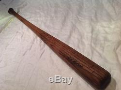Vintage baseball bat Gabby Hartnett