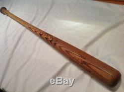 Vintage baseball bat Joe DiMaggio