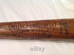 Vintage baseball bat Lefty O-Doul