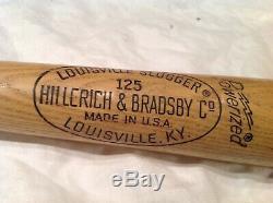 Vintage baseball bat Roberto Clemente